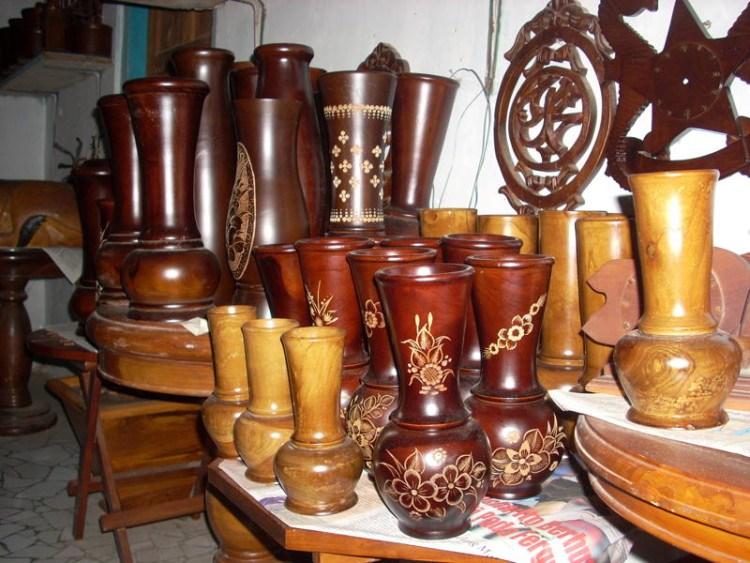 1. Wood Crafts