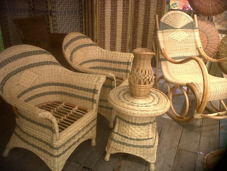 3. Craft Materials Hard of Rattan