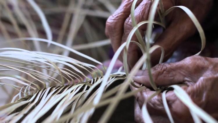Craft naturally soft materials of natural fibers