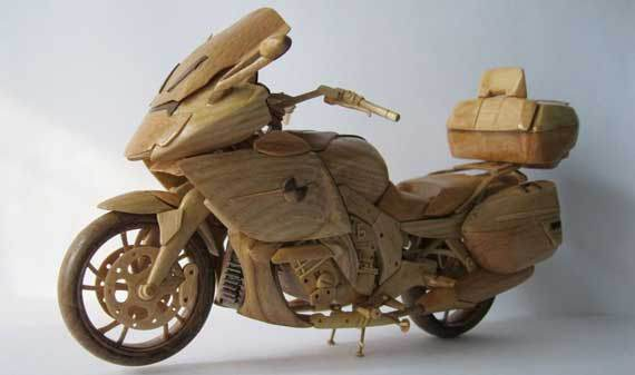 MINIATURE VEHICLES OF CRAFTS OF WOOD2