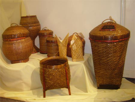 SUMMARY OF WOVEN BAMBOO CRAFT 1