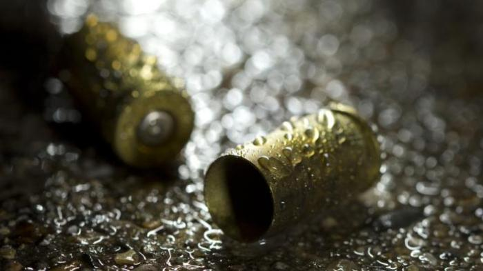 Hundreds Item Ammunition Found In Black Bag Buried In Trash