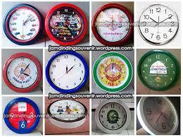 Beberapa macam Jam dinding