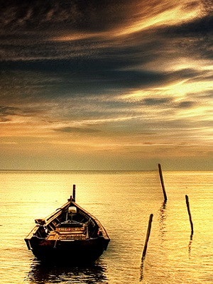 Setiap Manusia adalah Perahu yang Berlayar Di Samudra Kehidupan