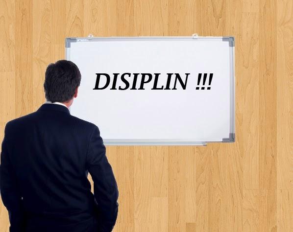 DISIPLIN DIRI
