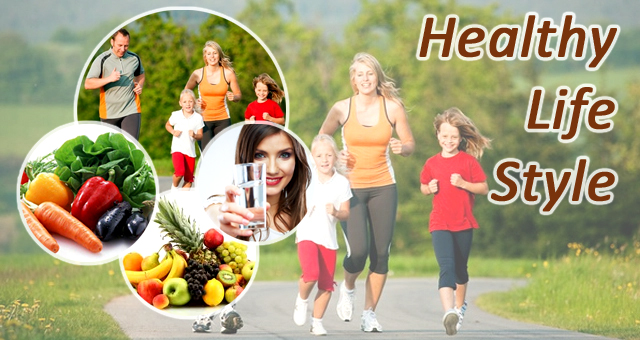 Mengatur Pola Hidup Sehat