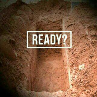 Kematian itu Misteri dan Harus Siap Jika Telah Menghampiri