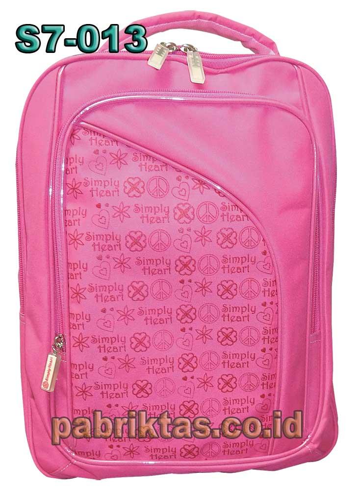 S Tas Wanita Pink