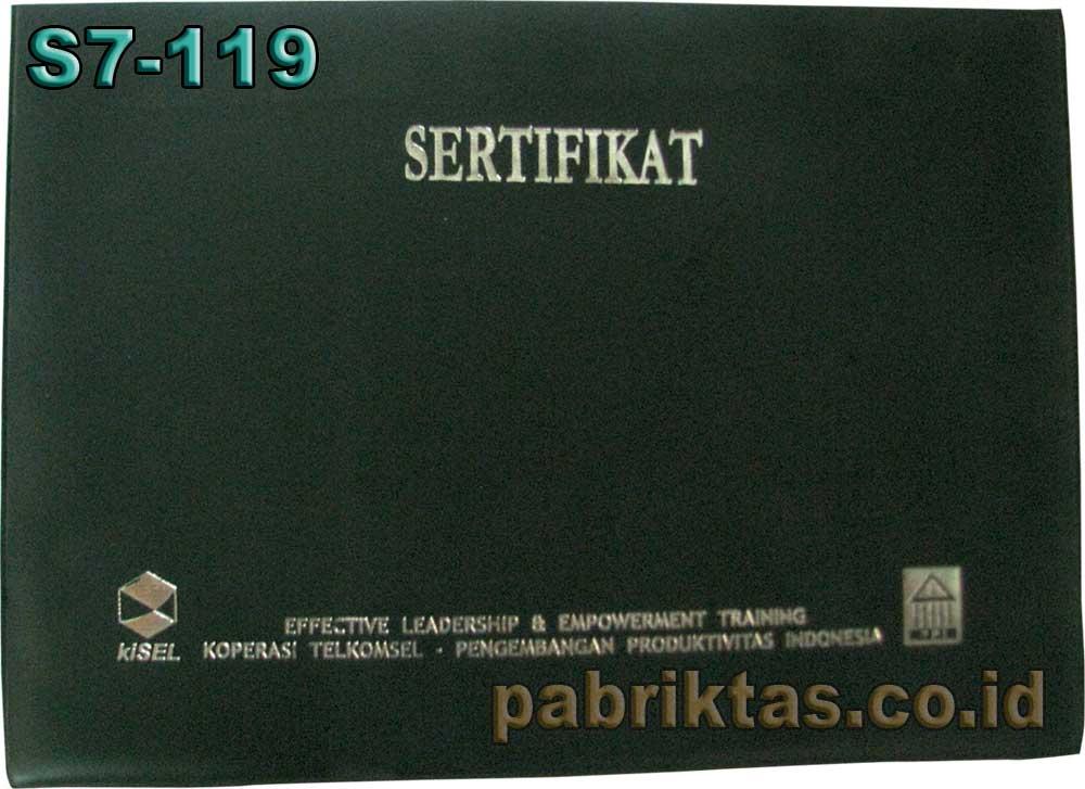 S Cover Sertifikat