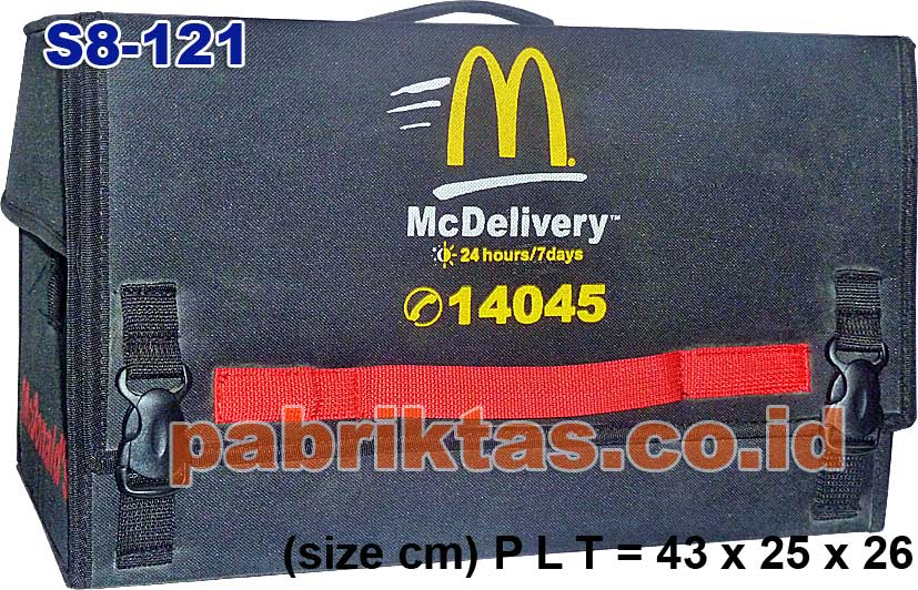 S Tas Delivery Motor MD