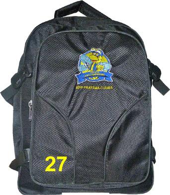 S Tas Seminar Pelatihan Dan Diklat Backpack