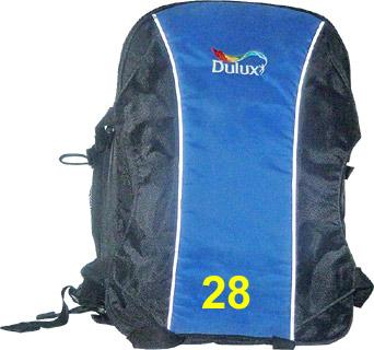 S Tas Promosi Backpack