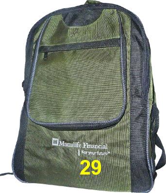 S Tas Seminar Promosi Dan Diklat Backpack