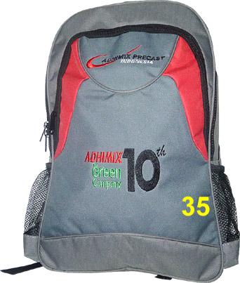 S Tas Seminar Promosi Diklat Backpack