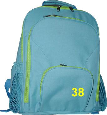 S Tas Backpack Sekolah Custom
