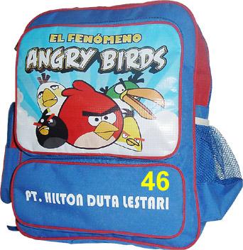 S Tas Promosi Anak Custome