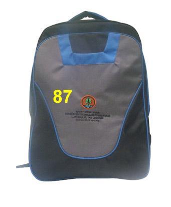 S Tas Backpack Diklat Pelatihan Seminar