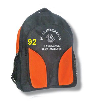 S Tas Backpack Diklat