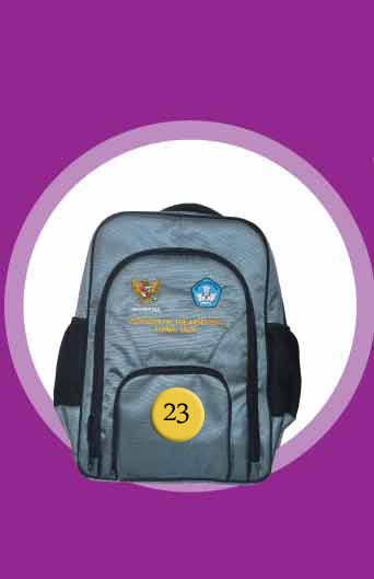 S Tas Backpack Dinas Pendidikan