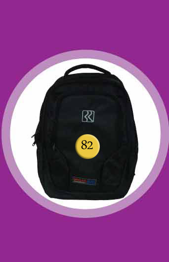 S Tas Backpack BANK BRI
