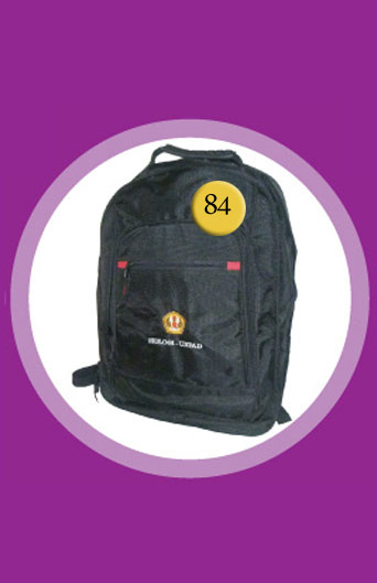 S Tas Backpack