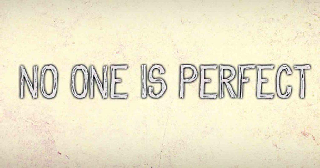 Tidak Ada Yang Sempurna X