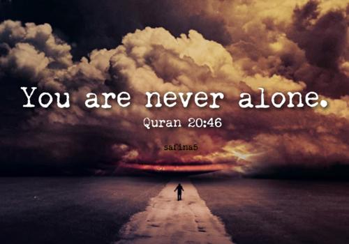 Allah Selalu Bersama Hambanya