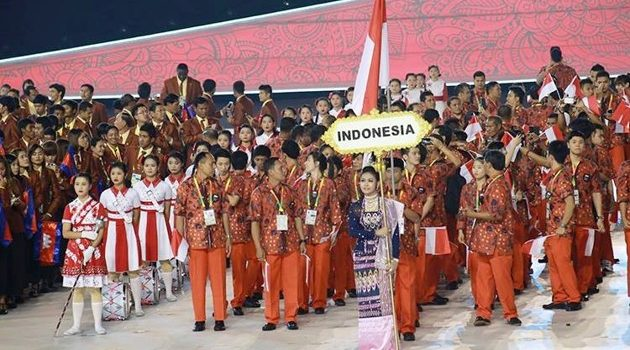 Sea Games Ajang Pemersatu Asia Tenggara