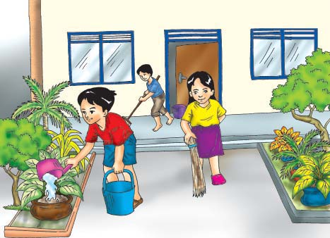 Manfaat Menjaga Kebersihan Lingkungan