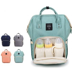 AOFIDER Brand Diaper Bag Waterproof Travel Backpack Fashion Mummy Nappy Nursing Bags Baby Care Multi Function jpg x