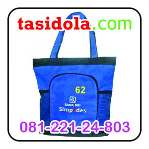 TOTE BAG SERI VIII NO