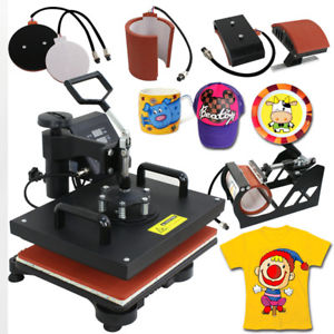 Mengenal Heat Press