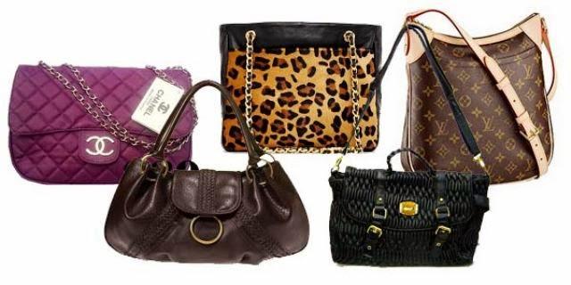 Istilah dan Macam-Macam Tas Branded
