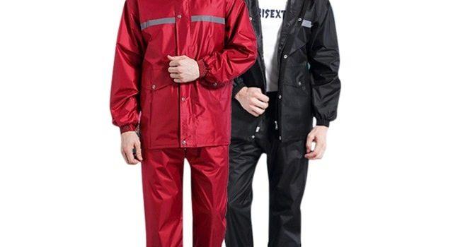 Mengenal bahan dan jenis jas hujan
