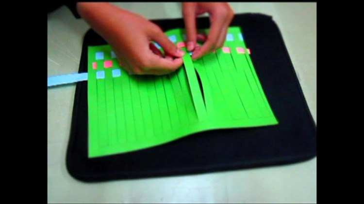 How to Make Woven Paper