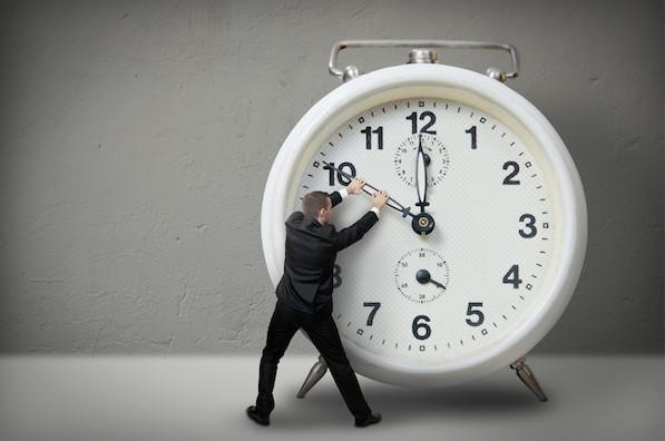 Waktu Anda Sekarang!